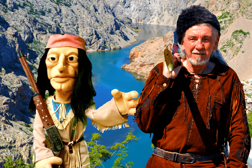 Winnetou & Old Firehand